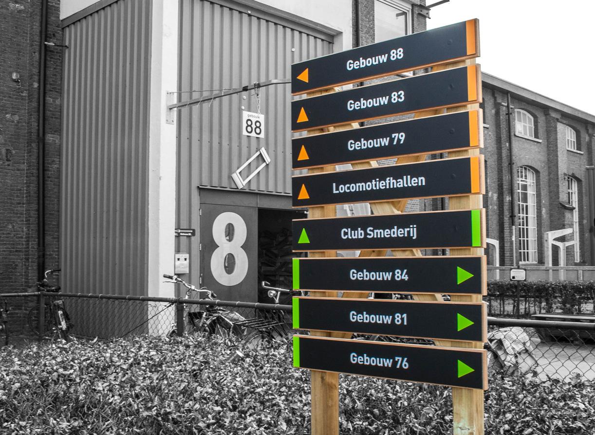 Bewegwijzering Spoorzone Tilburg_03